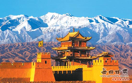 加上近年来实施的一批文化旅游项目,嘉峪关市确定了十大旅游景点,并给