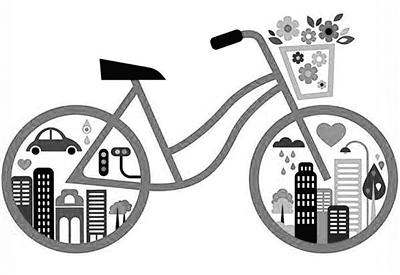 共享单车多了,路在哪?