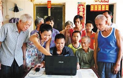 临洮农民开网店年销售过百万元