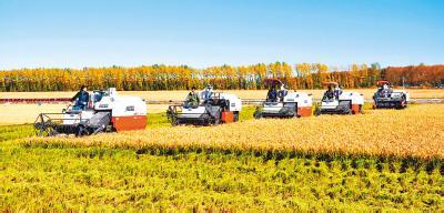 定西209个农机合作社服务3万农户