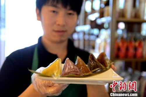"""粽子古称 """"角黍"""" 晋代加入中药材"""