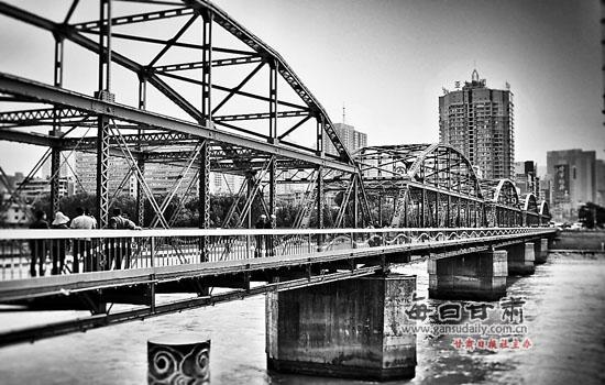 兰州中山桥的法律史