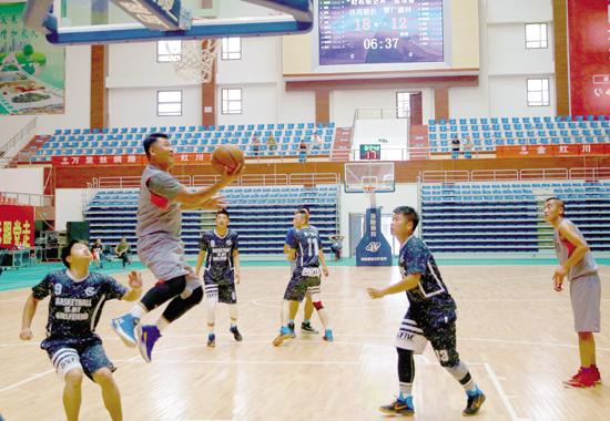 """成县庆""""七一""""财税银企杯篮球赛"""