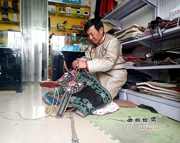 肃北县着力打造民族文化品牌
