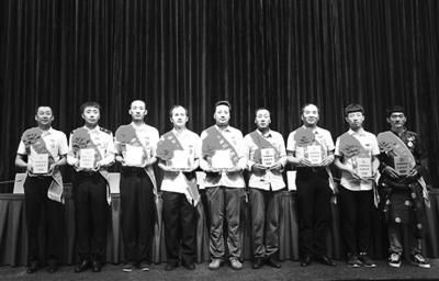 甘肃省第八次见义勇为奖颁布