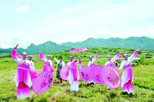渭源文化旅游产业生机勃发