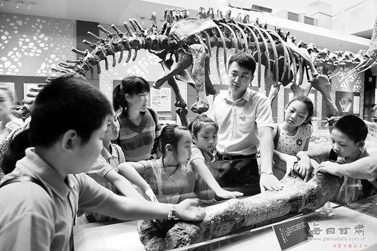 甘肃省博物馆2017暑期活动圆满结束