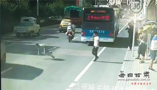 兰州刷屏车祸视频调查