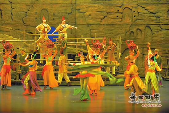 第七届中国·兰州黄河文化旅游节开幕