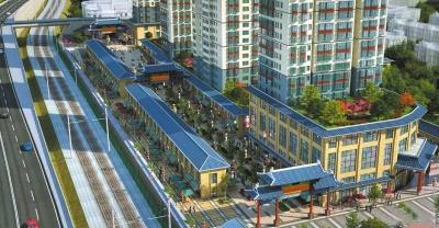 兰州五泉老街将于明年五月前建成