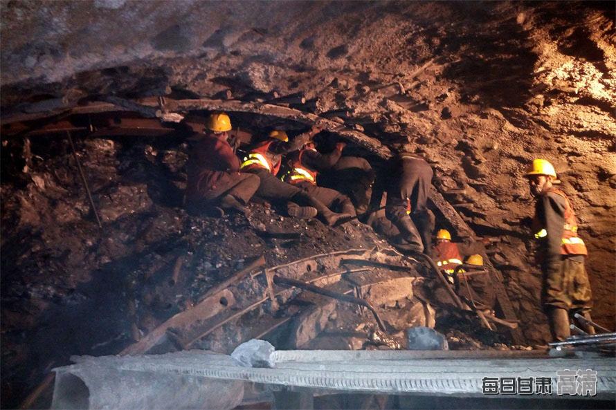 兰渝铁路上的木寨岭隧道