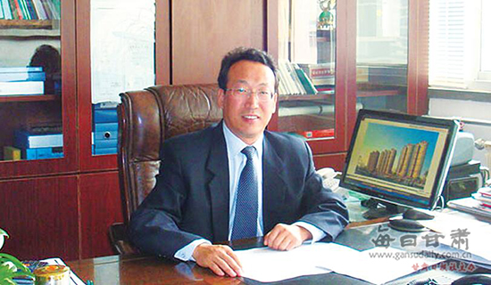 甘肃省工业与民用建筑设计院有限公司院长,兰州华铁工程监理咨询有限