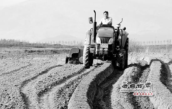 华亭县秋季造林绿化工作取得阶段性成效