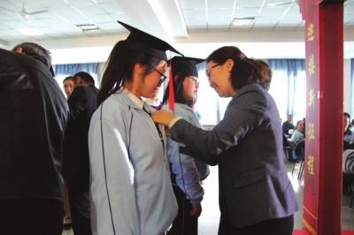 兰州市2017年中学生18岁成人仪式举行