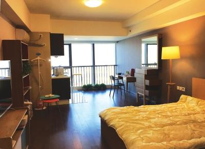 新型单身公寓在兰州兴起 租房之外还有保洁