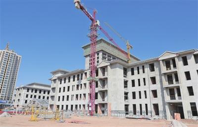 庆阳市妇女儿童医院将于年底建成