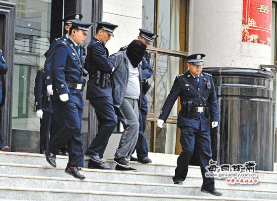 正义不会缺席 白银连环杀人案一审宣判高承勇被判处死刑
