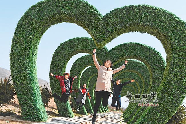 [影像志]泾川凤凰村的幸福路