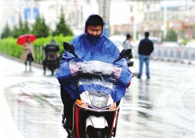 兰州市今明两天仍有阵雨