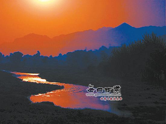 【longhu国际娱乐史话】天水:古汉水源头