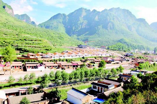 漳县大力推进生态建设纪实