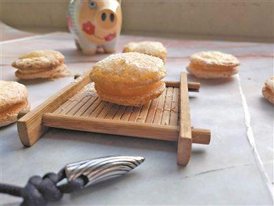 酥脆小甜饼 六步轻松做