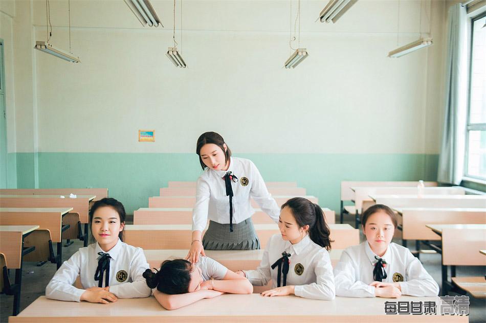 2018毕业季|学霸女生宿舍4人考上研究生