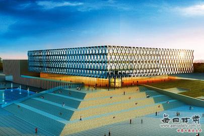 longhu国际娱乐省体育馆明年初在新区投运