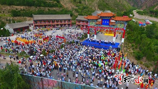 武山水帘洞文化旅游节23日启幕