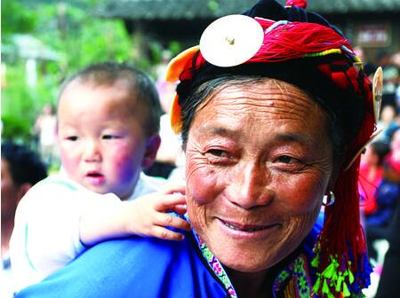 文县白马人:东亚最古老的部族