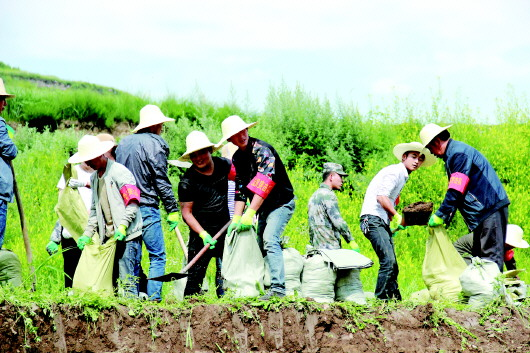 岷县积极开展防灾减灾工作