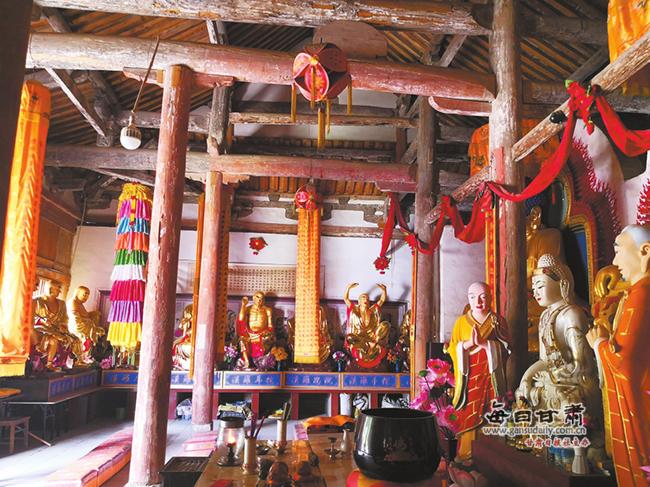 西部唯一的南宋时期木构建筑