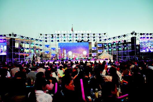 甘南藏地传奇嘉年华狂欢活动精彩开演