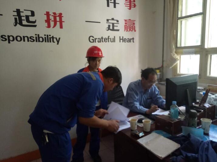 甘南州开展重点企业安全生产督查检查工作