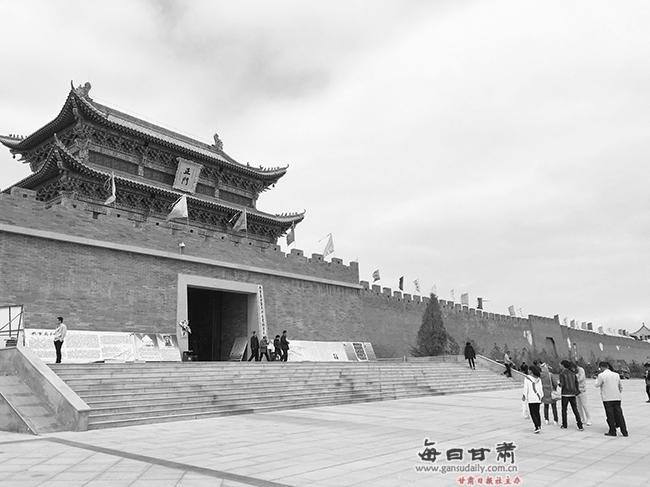 第六届骊靬文化旅游节启幕