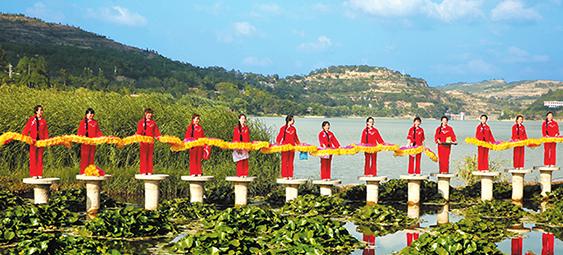 西和乞巧节:绝无仅有的中国