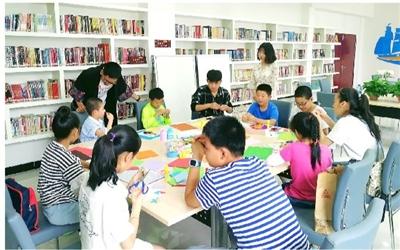 嘉峪关市雄关区绿化社区团委组织暑期社会实践活动