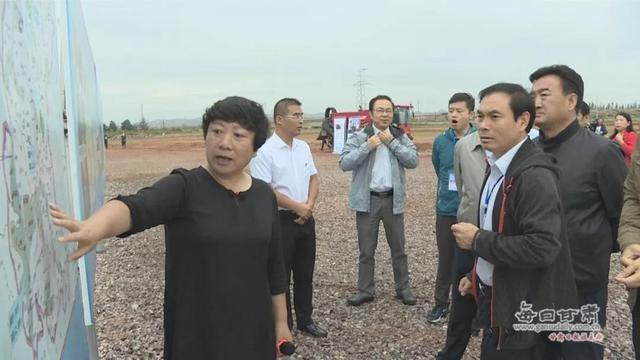 盐碱水渔农综合利用典型模式现场观摩活动在景泰举行