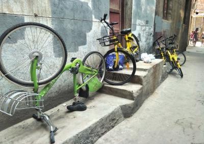 使用共享单车 更需共享文明