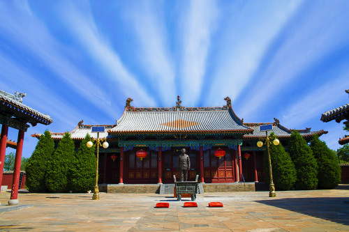 红军东征永和纪念馆