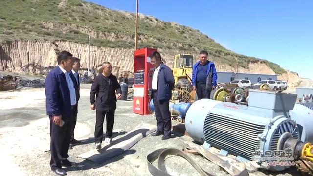 靖远:采矿权退出 从根本上解决黄家洼矿区环境破坏行为