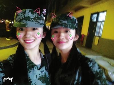 青岛双胞胎姐妹考入甘肃同一大学