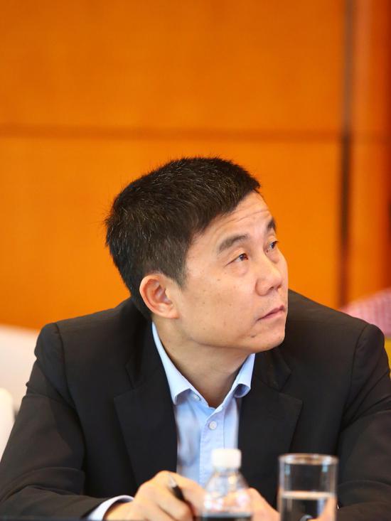 兴业银行私人银行部总经理戴叙贤