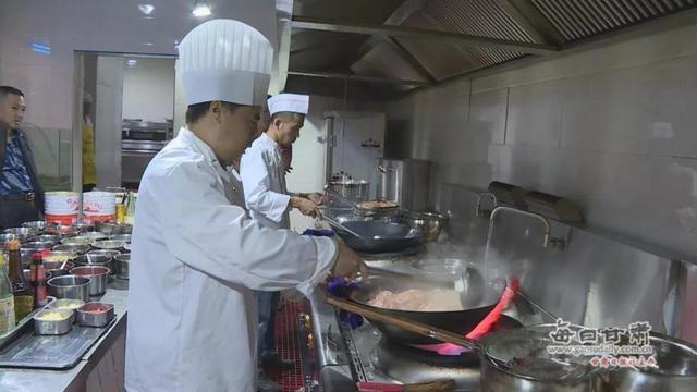 景泰县开展鱼虾蟹烹饪技艺培训 让更多的人品尝盐碱虾蟹美味