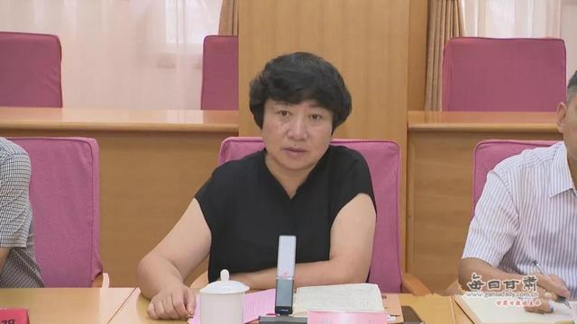 张文玲率团赴天津市西青区衔接汇报东西部扶贫协作工作