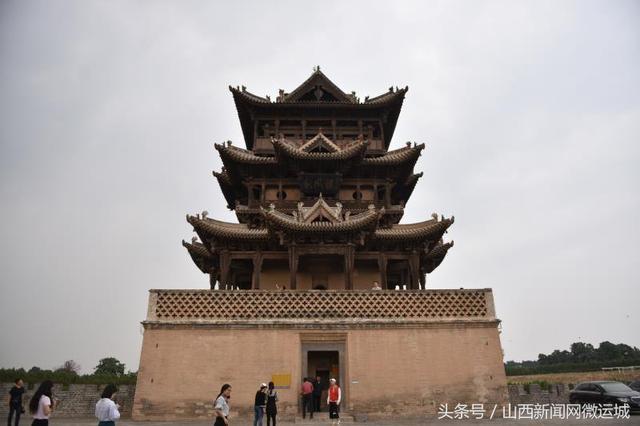 「全国网媒山西行」古中国 · 寻根华夏始祖 走进万荣后土祠