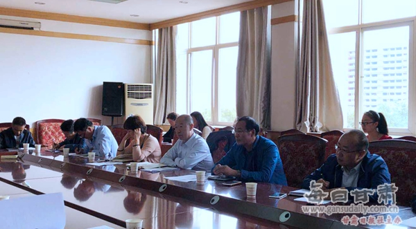 河西学院召开本科教学工作审核评估校内自评自建工作会议
