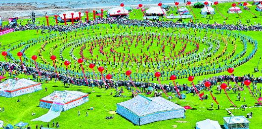 甘南锅庄:安多藏文化传承的活化石