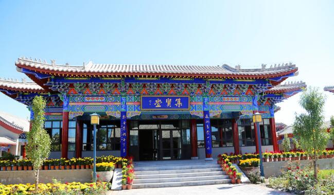 甘州:2018张掖·敦煌写经艺术节紧张筹备中