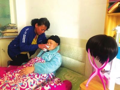 兰州:两位重病母亲盼救助